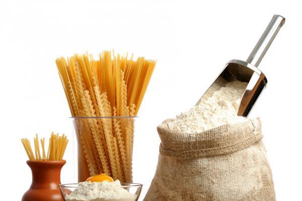 Изделия из пшеничной муки
