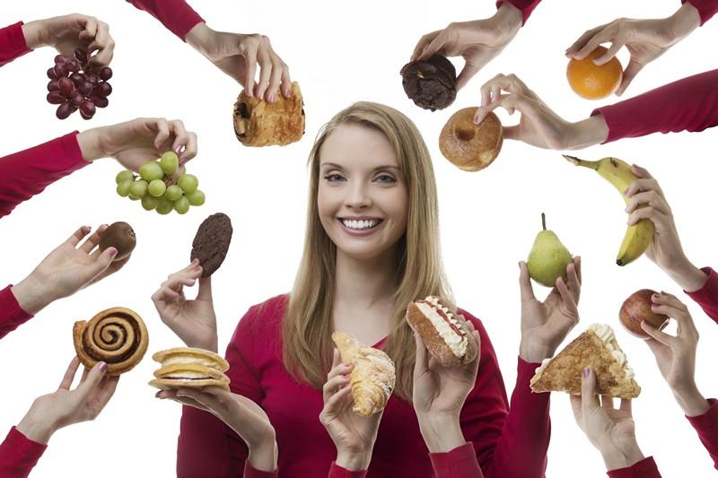 Еда как замена любви