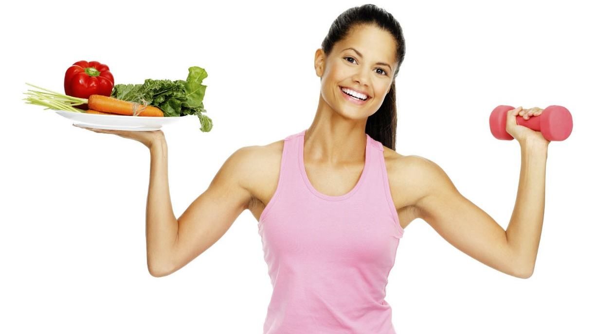Физическая нагрузка и объем пищи