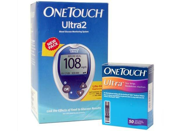 Onetouch ultra