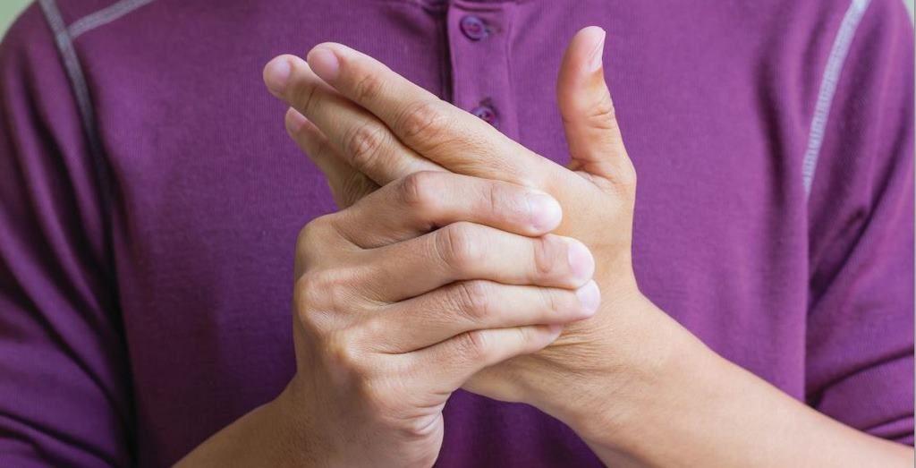 В руке нарушено кровообращение