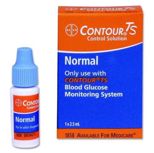 Контрольный раствор для глюкометра контур тс